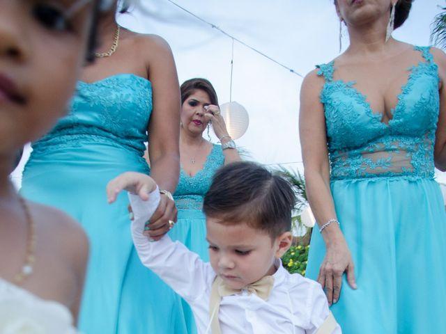 El matrimonio de Sebastiano y Laura en Santa Marta, Magdalena 14