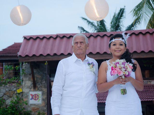 El matrimonio de Sebastiano y Laura en Santa Marta, Magdalena 15