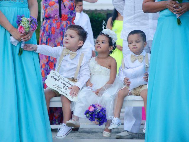 El matrimonio de Sebastiano y Laura en Santa Marta, Magdalena 17