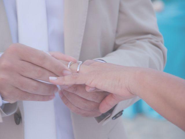 El matrimonio de Sebastiano y Laura en Santa Marta, Magdalena 19