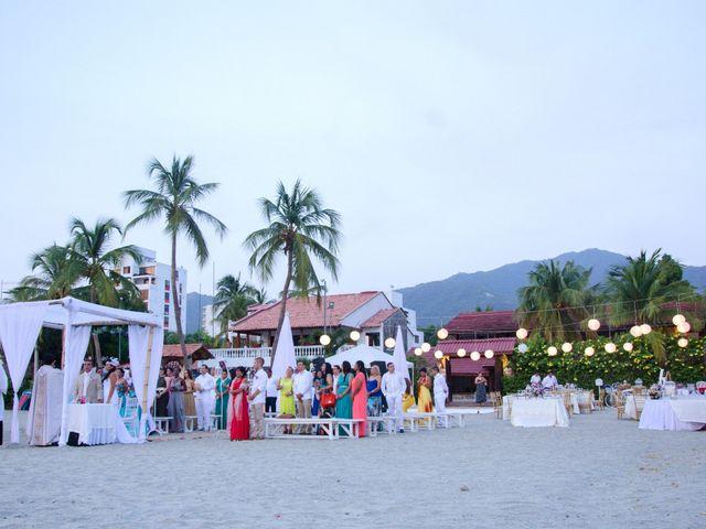 El matrimonio de Sebastiano y Laura en Santa Marta, Magdalena 22