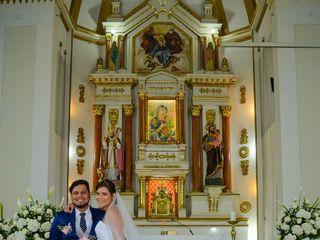 El matrimonio de May y Mau 2