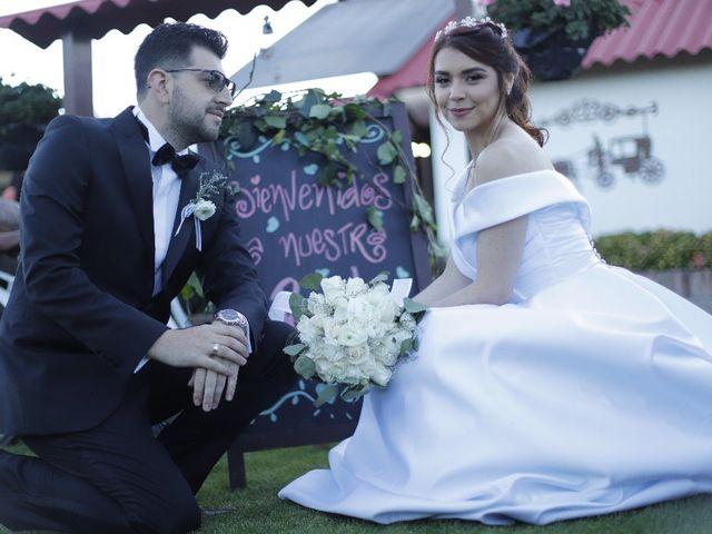 El matrimonio de Natalia y David en Chía, Cundinamarca 1