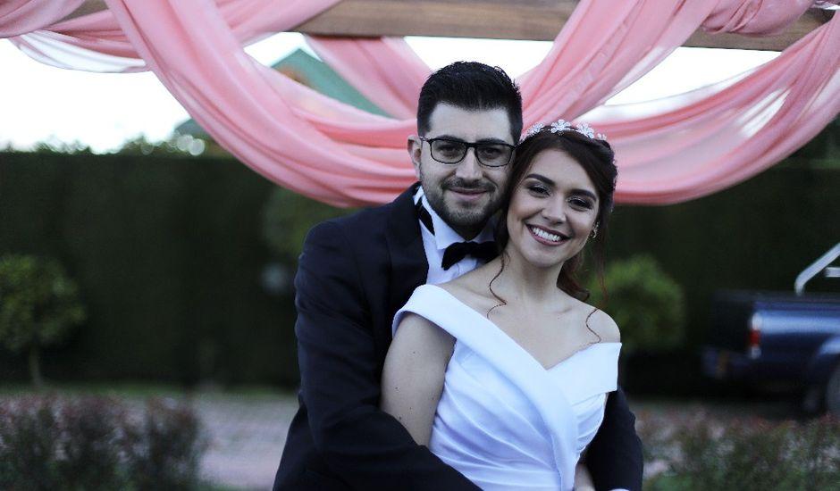 El matrimonio de Natalia y David en Chía, Cundinamarca