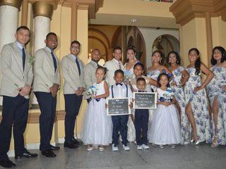 El matrimonio de Kevin Manuel  y Wguerddy Alejandra  3