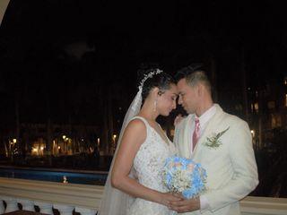 El matrimonio de Kevin Manuel  y Wguerddy Alejandra