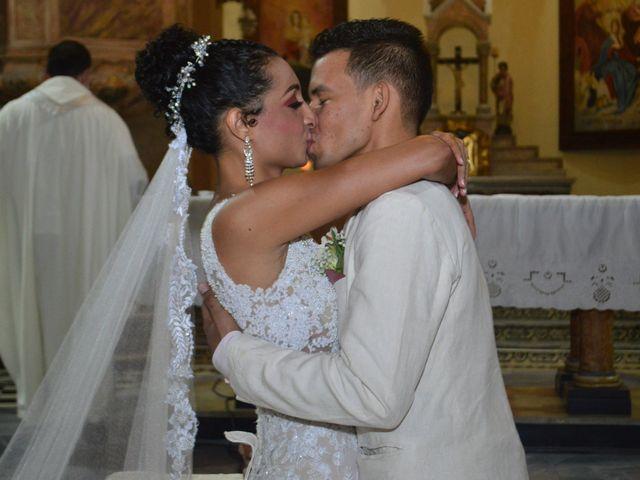 El matrimonio de Wguerddy Alejandra  y Kevin Manuel  en Barranquilla, Atlántico 1