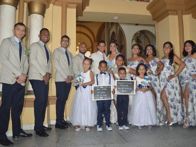 El matrimonio de Wguerddy Alejandra  y Kevin Manuel  en Barranquilla, Atlántico 4