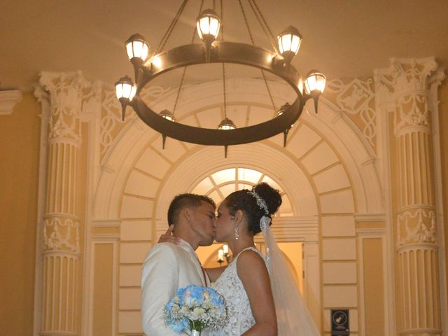 El matrimonio de Wguerddy Alejandra  y Kevin Manuel  en Barranquilla, Atlántico 5