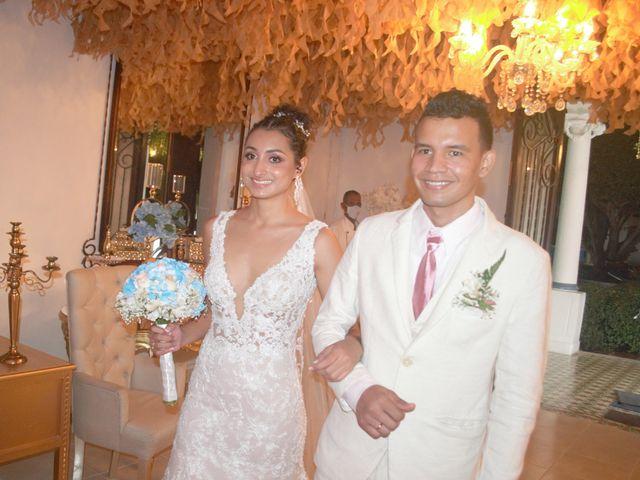 El matrimonio de Wguerddy Alejandra  y Kevin Manuel  en Barranquilla, Atlántico 7