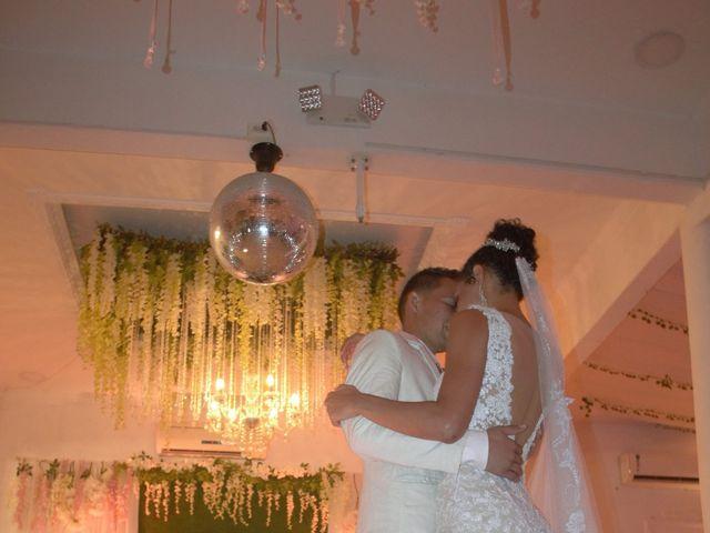 El matrimonio de Wguerddy Alejandra  y Kevin Manuel  en Barranquilla, Atlántico 8