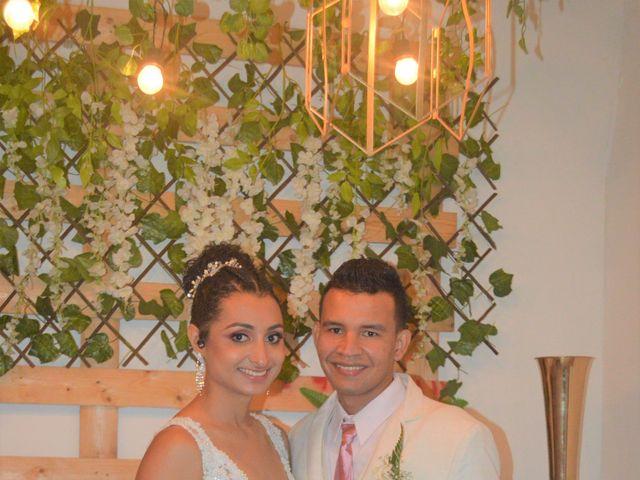 El matrimonio de Wguerddy Alejandra  y Kevin Manuel  en Barranquilla, Atlántico 9