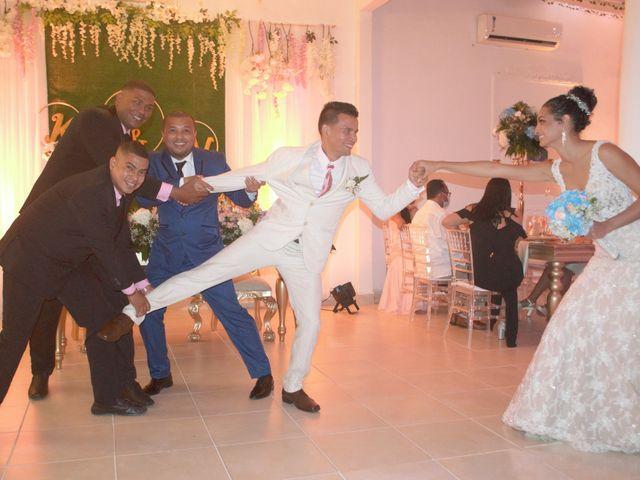El matrimonio de Wguerddy Alejandra  y Kevin Manuel  en Barranquilla, Atlántico 10