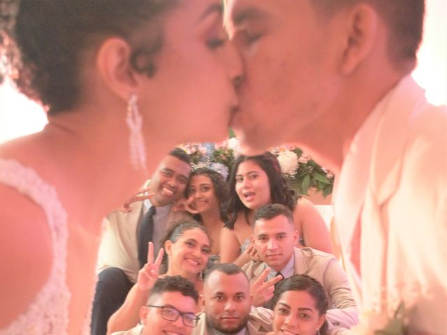 El matrimonio de Wguerddy Alejandra  y Kevin Manuel  en Barranquilla, Atlántico 2