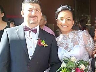 El matrimonio de Gloria Lucía  y Omar Andrés  1
