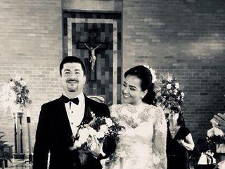 El matrimonio de Gloria Lucía  y Omar Andrés  3