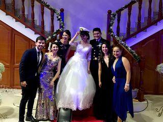 El matrimonio de Juliana y Cristian 1