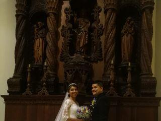 El matrimonio de Juliana y Cristian 2
