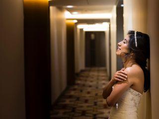El matrimonio de Maria Fernanda y Camilo 1