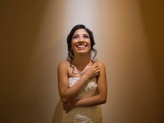El matrimonio de Maria Fernanda y Camilo 2
