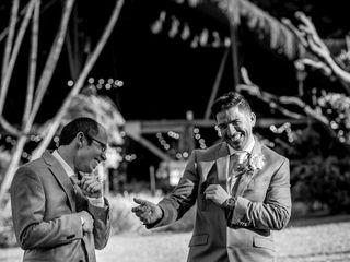 El matrimonio de Maria Fernanda y Camilo 3