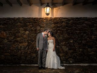 El matrimonio de Maria Fernanda y Camilo