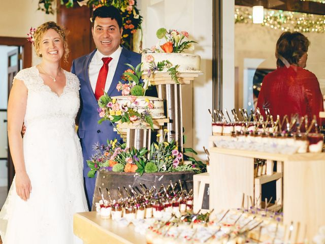 El matrimonio de Liz y Alejo