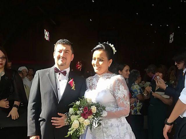 El matrimonio de Gloria Lucía  y Omar Andrés