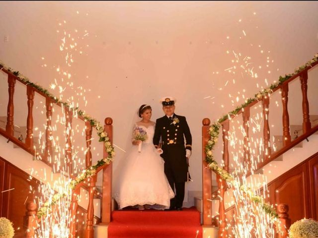 El matrimonio de Cristian y Juliana en Tunja, Boyacá 8