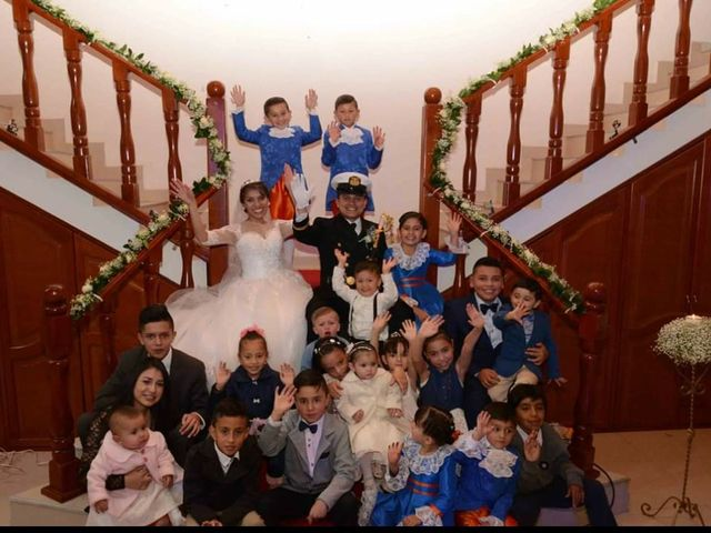 El matrimonio de Cristian y Juliana en Tunja, Boyacá 13
