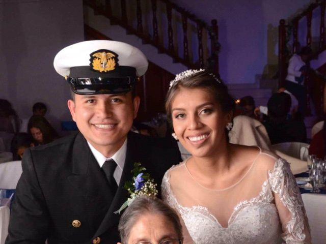 El matrimonio de Cristian y Juliana en Tunja, Boyacá 15