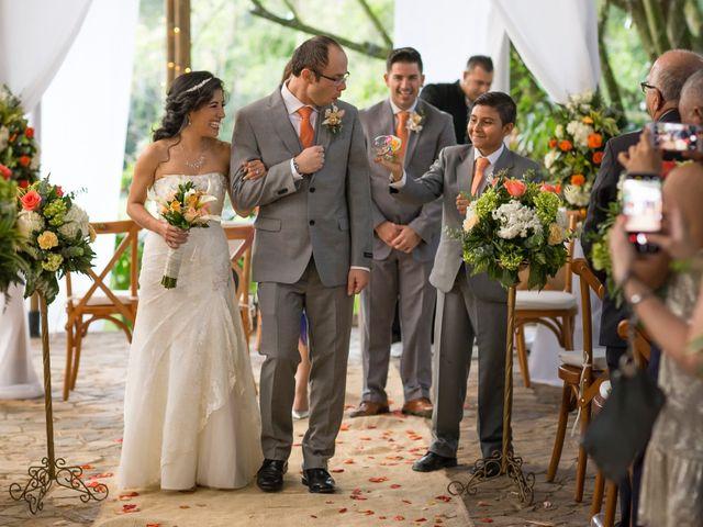 El matrimonio de Camilo y Maria Fernanda en Medellín, Antioquia 19