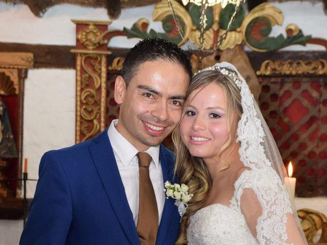 El matrimonio de Jessica  y Fredy