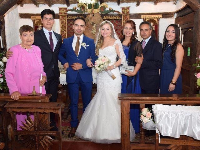 El matrimonio de Fredy  y Jessica  en Tibasosa, Boyacá 12