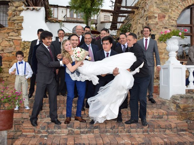 El matrimonio de Fredy  y Jessica  en Tibasosa, Boyacá 16