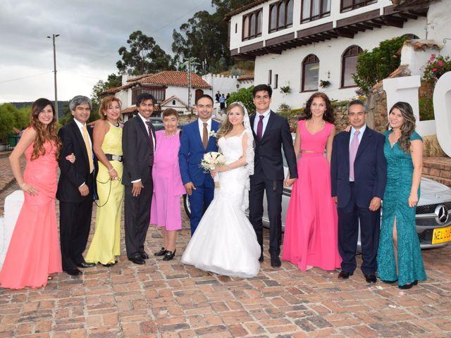 El matrimonio de Fredy  y Jessica  en Tibasosa, Boyacá 18