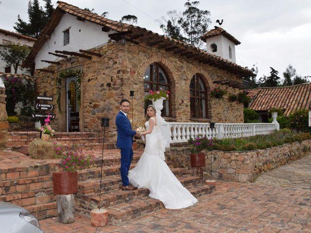 El matrimonio de Fredy  y Jessica  en Tibasosa, Boyacá 25