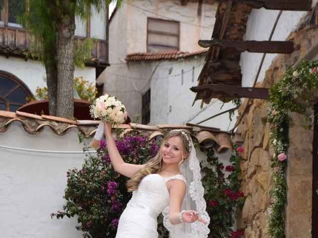 El matrimonio de Fredy  y Jessica  en Tibasosa, Boyacá 27