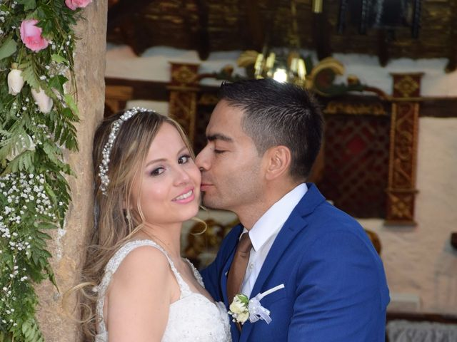 El matrimonio de Fredy  y Jessica  en Tibasosa, Boyacá 2