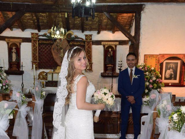 El matrimonio de Fredy  y Jessica  en Tibasosa, Boyacá 29