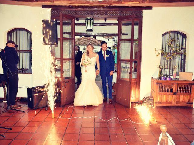 El matrimonio de Fredy  y Jessica  en Tibasosa, Boyacá 31