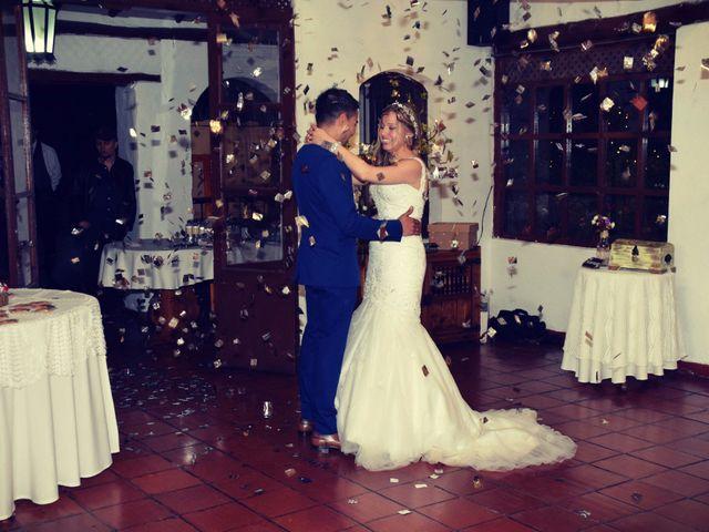 El matrimonio de Fredy  y Jessica  en Tibasosa, Boyacá 36