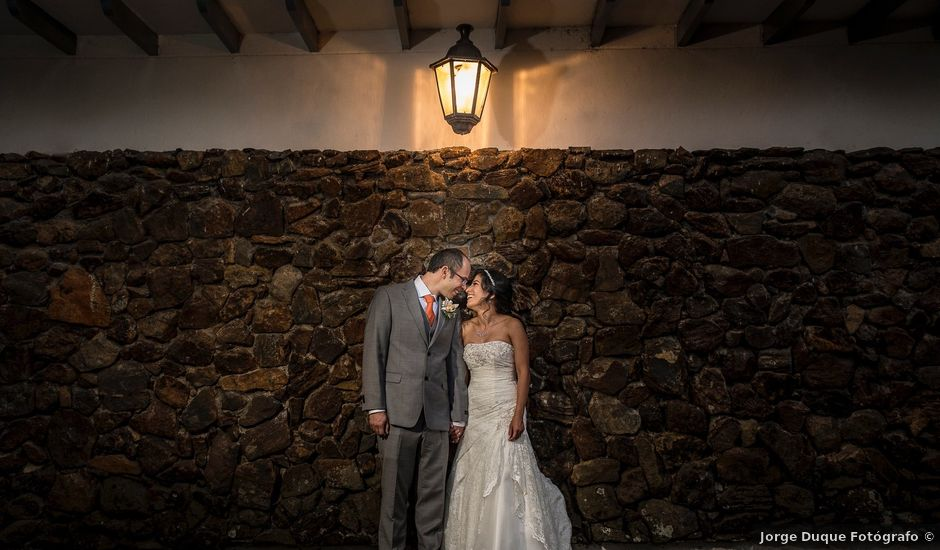 El matrimonio de Camilo y Maria Fernanda en Medellín, Antioquia
