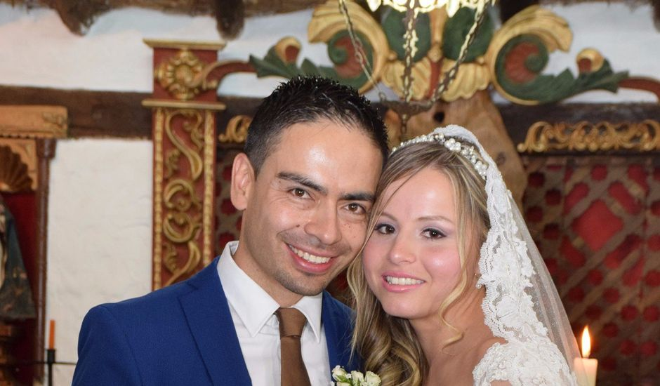El matrimonio de Fredy  y Jessica  en Tibasosa, Boyacá