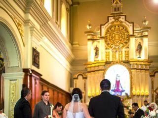 El matrimonio de Andrea y Jorge 2