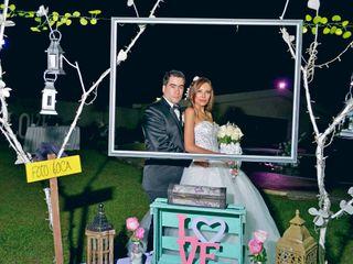 El matrimonio de Valentina y Sebastian