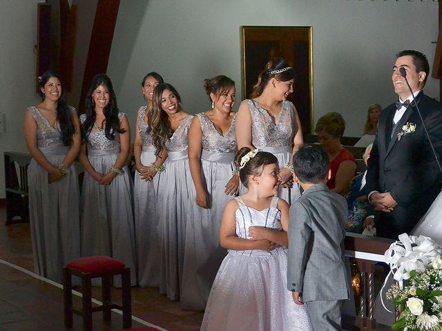 El matrimonio de Sebastian y Valentina en Cali, Valle del Cauca 14