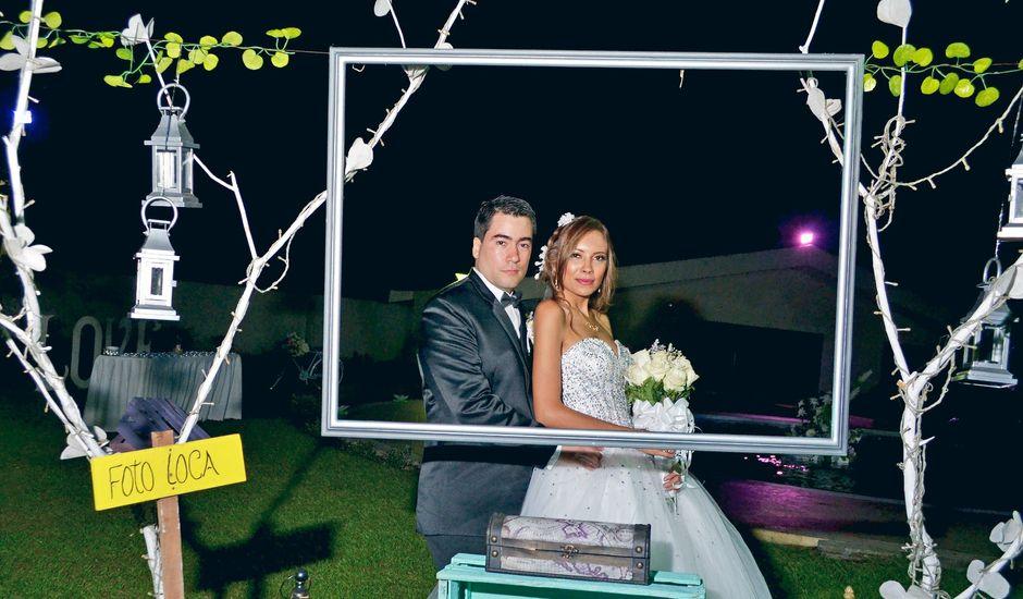 El matrimonio de Sebastian y Valentina en Cali, Valle del Cauca