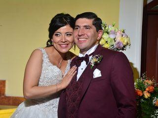 El matrimonio de Steven  y Yoahana