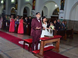 El matrimonio de Steven  y Yoahana  3